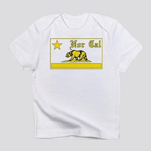 nor cal bear yellow Infant T-Shirt