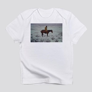 Lone Cold Brave Infant T-Shirt
