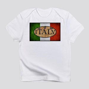 Italian Flag Infant T-Shirt