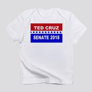 Ted Cruz 2018 Senate Infant T-Shirt