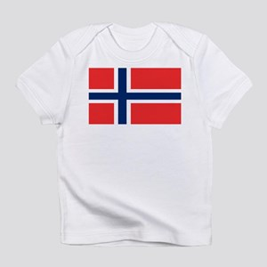 Flag of Norway Infant T-Shirt
