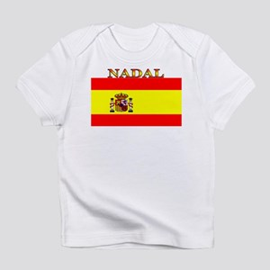 Nadal Spain Spanish Flag Infant T-Shirt