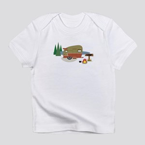 Camping Trailer Infant T-Shirt