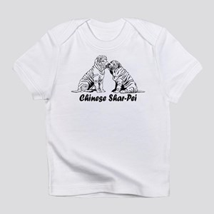 Chinese Shar-Pei Infant T-Shirt