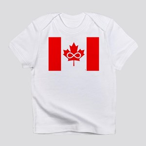 Canadian Metis Flag Infant T-Shirt