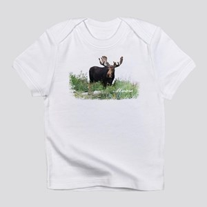 Maine Moose Infant T-Shirt