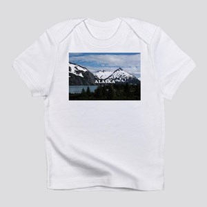 Alaska: Portage Lake and mountains T-Shirt