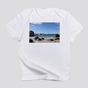 BVI Sailing Boats Infant T-Shirt