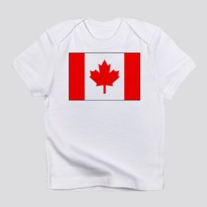 Flag of Canada 1 Infant T-Shirt
