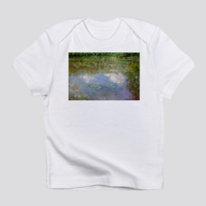 Water Lillies (The Clouds) Infant T-Shirt