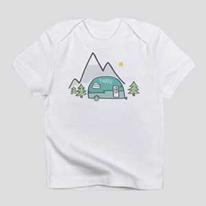 Happy Camper Infant T-Shirt