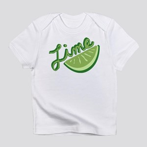 Cute Lime Slice Infant T-Shirt