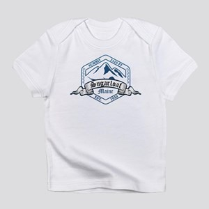 Sugarloaf Ski Resort Maine Infant T-Shirt