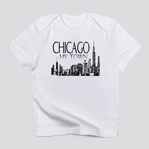 Chicago My Town Infant T-Shirt