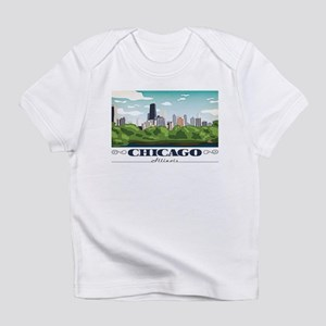 Chicago, Illinois Infant T-Shirt
