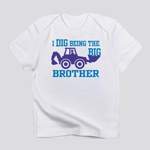 I Dig Being a Big Brother Infant T-Shirt