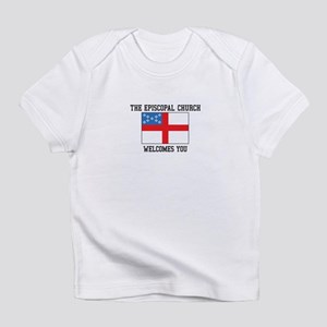 The Episcopal church welcomes you Infant T-Shirt