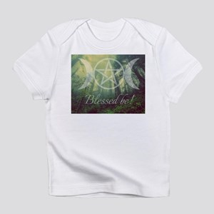 Pentacle Forest Blessed Be Infant T-Shirt
