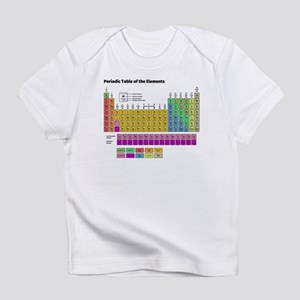 Periodic Table of the Elements Infant T-Shirt