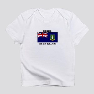 British Virgin Islands Infant T-Shirt