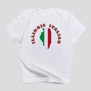 Illinois Italian Infant T-Shirt
