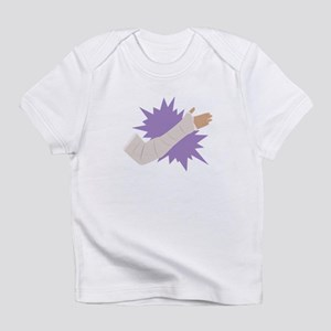 Arm Cast Infant T-Shirt
