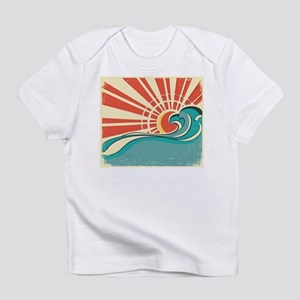 wave at dawn Infant T-Shirt