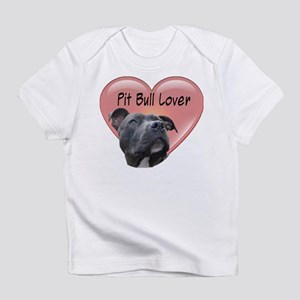 Pit Bull Lover Infant T-Shirt