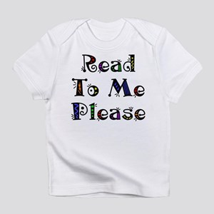 Read to Me-Fun Letters<br> Infant T-Shirt