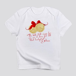 Polar express jingle bells Infant T-Shirt