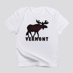 Vermont Moose Infant T-Shirt