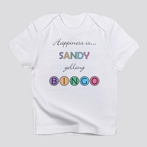 Sandy BINGO Infant T-Shirt