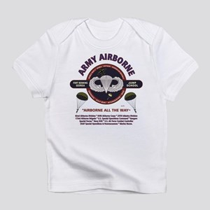 ARMY AIRBORNE FORT BENNING GEORGIA Infant T-Shirt