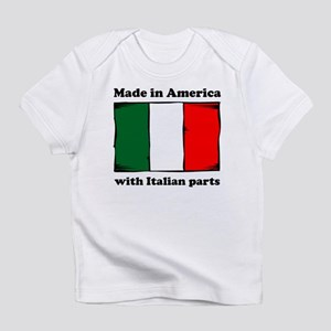Made In America With Italian Parts Infant T-Shirt
