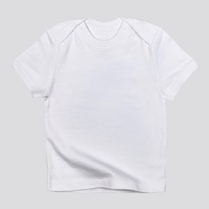 Solid white Infant T-Shirt