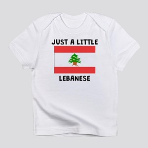 Just A Little Lebanese Infant T-Shirt