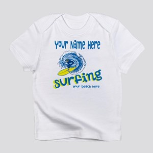 Surfing Infant T-Shirt