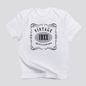 Vintage editable aged to perfection Infant T-Shirt