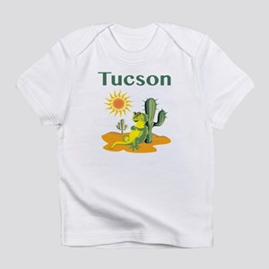 Tucson Lizard under Cactus Infant T-Shirt