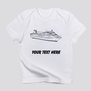 Cruise Ship Infant T-Shirt