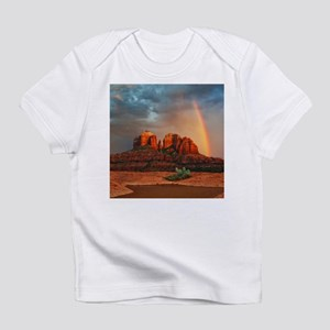 Rainbow In Grand Canyon Infant T-Shirt