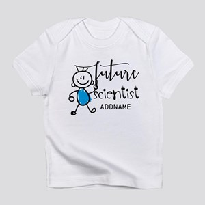 Future Scientist Personalized Infant T-Shirt