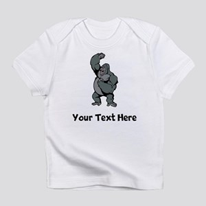 Angry Gorilla (Custom) Infant T-Shirt