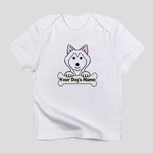 Personalized Alaskan Malamute Infant T-Shirt
