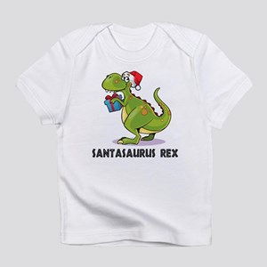 Santasaurus Rex Infant T-Shirt