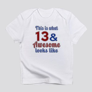 13 Awesome Birthday Designs Infant T-Shirt