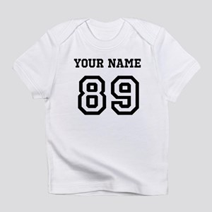 Custom Name and Number T-Shirt
