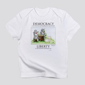 Democracy & Liberty Infant T-Shirt