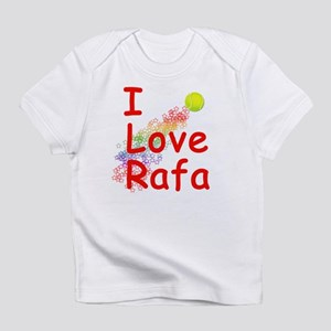 I Love Rafa Infant T-Shirt