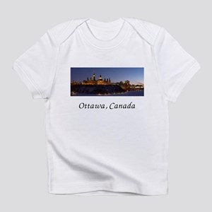 Ottawa Skyline Infant T-Shirt